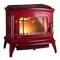 Чугунная печь-камин Invicta Bradford Emalia Red красный