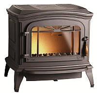 Чугунная печь-камин Invicta Bradford Antracite черный