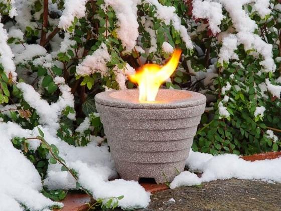 Садовая свеча-факел Granicium®