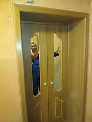 Двери двойные двухстворчатые 5