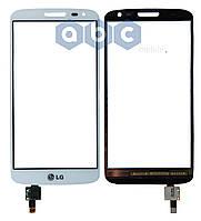 Сенсор LG G2 mini D620 белый