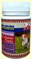Мультивитамины для щенков Дивопрайд, 100 тб