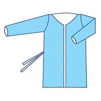 Комплект одежды и покрытий операционных для гинекологи (гистероскопия) №5 ТК