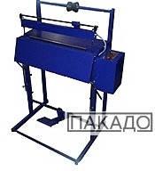 Запайщик напольный постоянного нагрева для металлизированных пакетов (Украина)