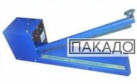Запайщик ручной импульсный для двухслойных пакетов (Украина)