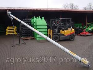 Зернопогрузчик шнековый передвижной Kul-Met 8 м.(Польша),, фото 2