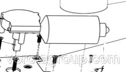 Мотор-редуктор з енкодером AN-MOTORS ASG.105/600
