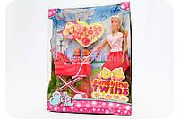 Кукольный набор «Штеффи с коляской» 5738060