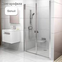 Дверь душевая Ravak Chrome CSDL2-120 White, фото 1