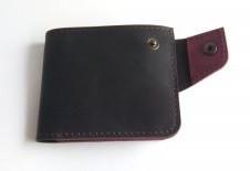 """Чоловічий гаманець """"Scrot"""" ручної роботи"""