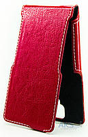 Чехол Status Side Flip Series Lenovo A396 Red