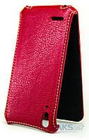 Чехол Status Standart Flip Series Lenovo K3 Note Red