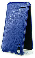 Чехол Status Standart Flip Series Lenovo K3 Note Blue