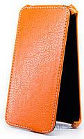 Чехол Status Standart Flip Series Lenovo K3 Note Orange