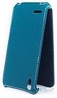 Чехол Status Standart Flip Series Lenovo K3 Note Turquoise
