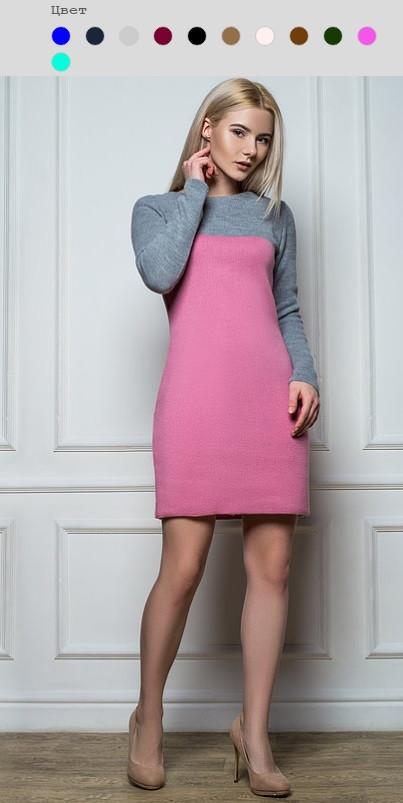 Платье Комби ЭЛ-03
