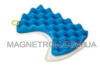 Фильтр поролоновый под колбу для пылесосов Samsung DJ97-01159B (код:03611)