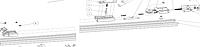 Рейка приводная  AN-MOTORS ASG.101/3500