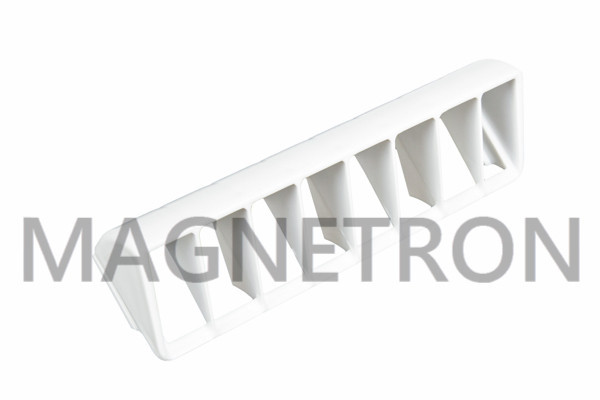 Панель забора воздуха (дефлектор) в морозильной камере для холодильников Whirlpool 481244079131 (code: 13254)