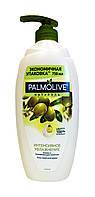 Гель-крем для душа Palmolive Натурэль Интенсивное увлажнение Олива и Увлажняющее молочко - 750 мл.