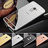 Чехол бампер для Lenovo Vibe X3 зеркальный