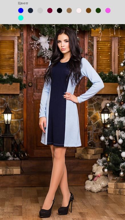Платье Силуэт ЭЛ-13