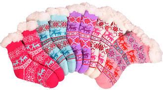 Носки тапочки детские Emi Ross (Олень)