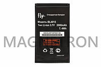 Аккумуляторная батарея BL4015 Li-ion к мобильному телефону Fly 2000mAh (код:16859)