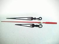 Стрелки для настенных часов комплект