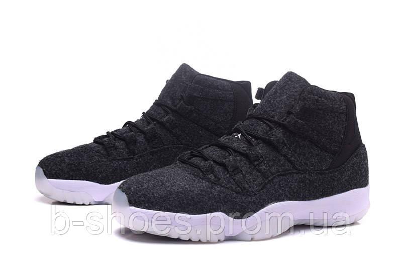Мужские баскетбольные кроссовки Air Jordan Retro 11 (Woll)