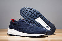 "Кроссовки Nike Air Max 87 Suede ""Navy Blue/White"""