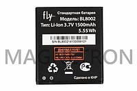 Аккумуляторная батарея BL8002 Li-ion к мобильному телефону Fly 1500mAh (код:16852)