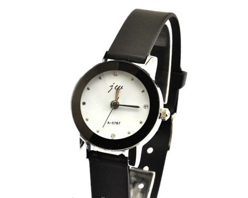Часы женские Black tween white