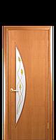 """Двери межкомнатные """"Новый Стиль-Луна"""" рисунок 1 ольха"""