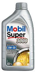 Масло моторное Mobil Super 3000 x1 Formula FE 5W30 1 литр