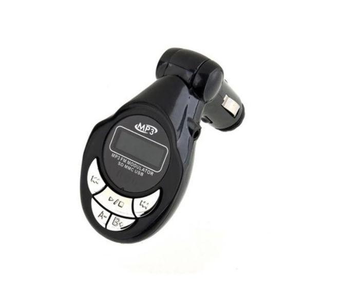 Автомобильный FM модулятор (трансмиттер) CM 011