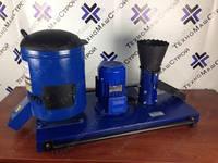 Кукурузолущилка + корморезка + гранулятор кормовых гранул ГКМ-100 (220 В, 1,5 кВт) 30/400/350 кг/час