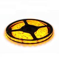 Светодиодная лента B-LED 5050-60 Y IP65 желтый, герметичная, 1м