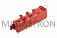 Блок электроподжига для газовых плит Indesit BF50066.50 C00031720 (код:08857)