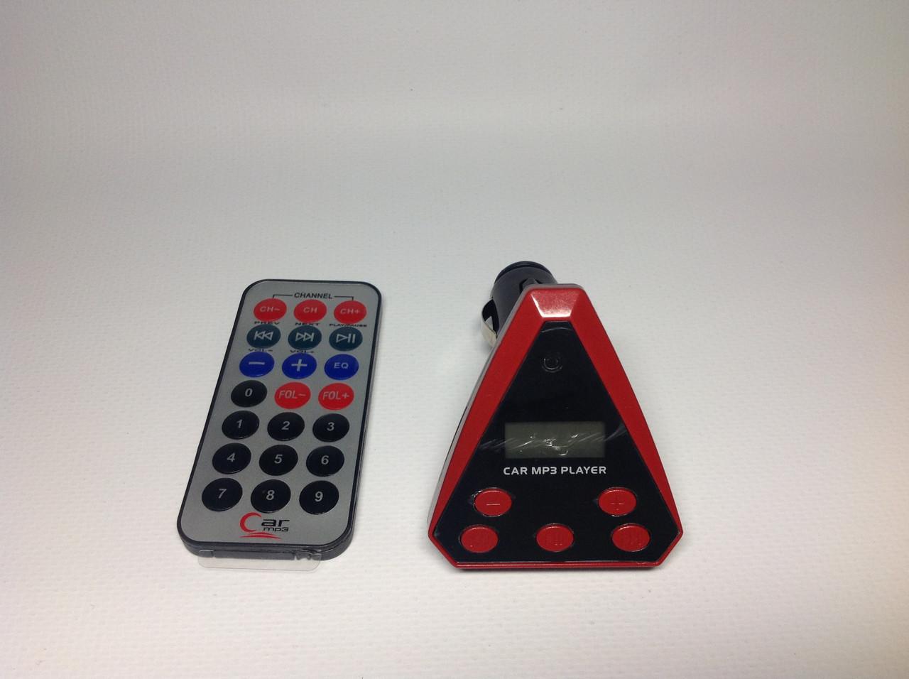Автомобильный FM модулятор (трансмиттер) FC-01