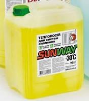 Теплоноситель для систем отопления SUNWAY -30 °С