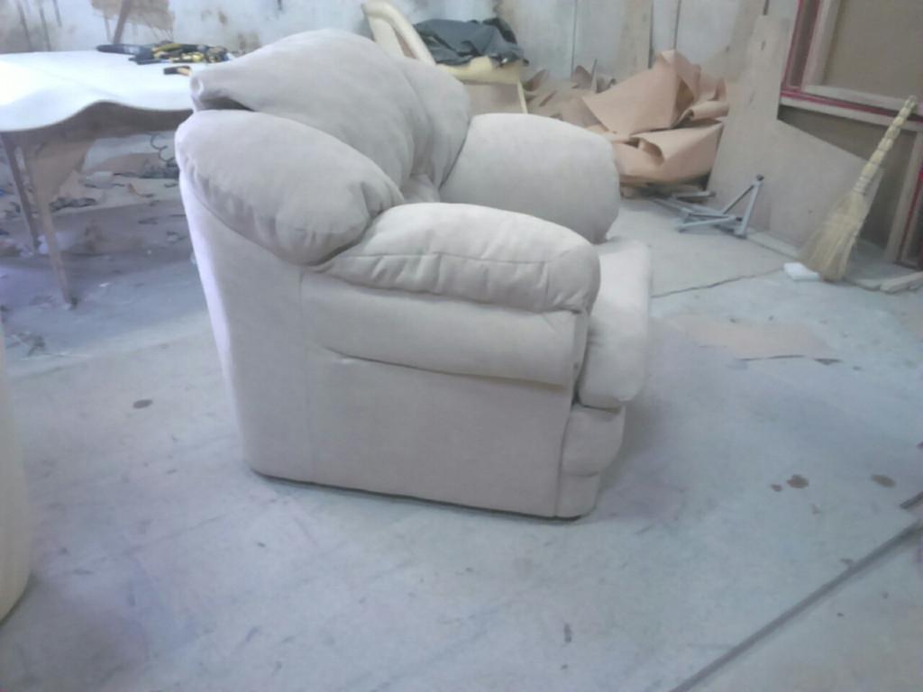 Перетяжка Диван+2 крісла 6