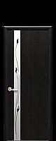 """Двери межкомнатные """"Новый Стиль-Злата"""" Рисунок 1 венге (глухое)"""