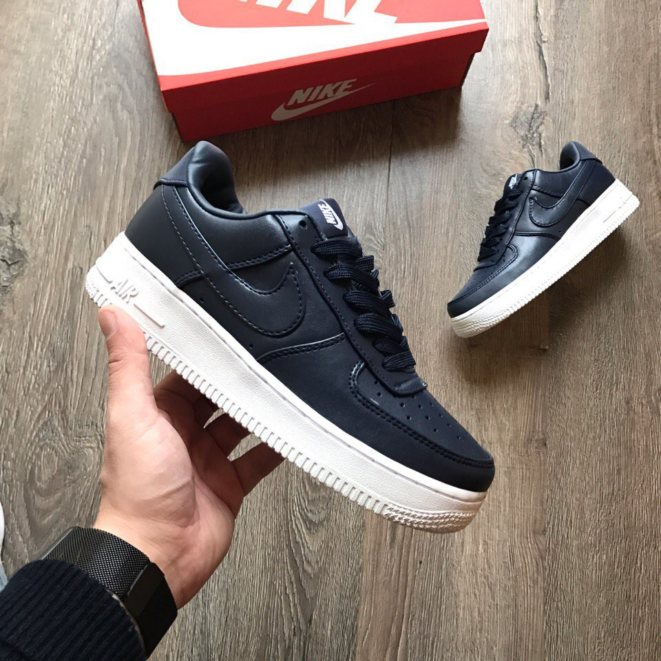 """Кроссовки Nike Air Force 1 Low """"Navy Blue/White"""""""