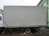 Кузов грузовой тентованный
