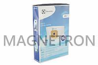 Мешок микроволокно (4шт) + 1 микрофильтр для пылесосов Electrolux ES53 9001968420 (код:17662)