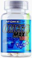 ATOMIXXАктивное долголетиеOmega Maxx 1000 (90 softgels)