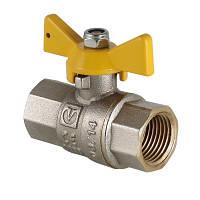 """Качественный кран для газа VALTEC VALGAS 1/2"""" ВВ"""