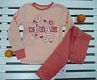 Трикотажная детская пижамка ТМ Фламинго рост 122 хлопковая, фото 1