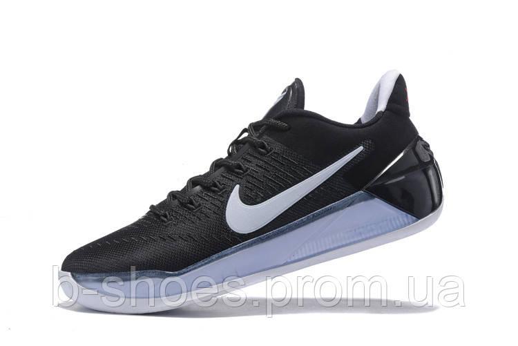 Мужские баскетбольные кроссовки Nike Kobe 12 AD (Black/White)